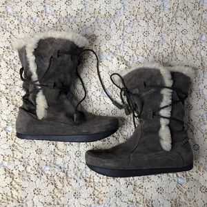 Kalso earth mirage 2 earth boot caribou size 8.5